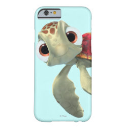 Case-Mate Barely There iPhone 6 Case with Cute baby sea turtle Squirt of Finding Nemo design