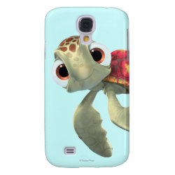 Case-Mate Barely There Samsung Galaxy S4 Case with Cute baby sea turtle Squirt of Finding Nemo design