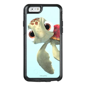 Finding Nemo | Squirt Floating Otterbox Iphone 6/6s Case by disney at Zazzle