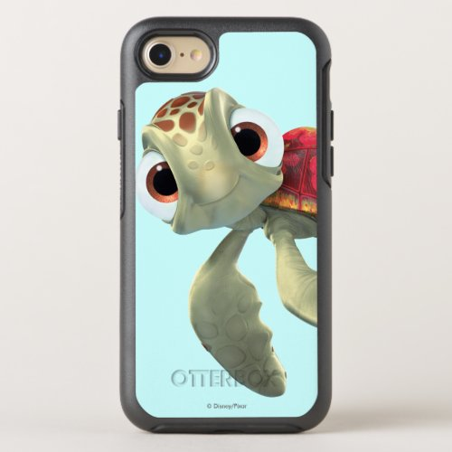 Finding Nemo  Squirt Floating OtterBox Symmetry iPhone SE87 Case