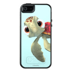 OtterBox Symmetry iPhone SE/5/5s Case with Cute baby sea turtle Squirt of Finding Nemo design