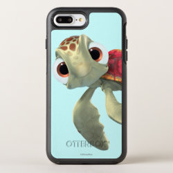 OtterBox Apple iPhone 7 Plus Symmetry Case with Cute baby sea turtle Squirt of Finding Nemo design