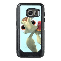 OtterBox Commuter Samsung Galaxy S7 Case with Cute baby sea turtle Squirt of Finding Nemo design