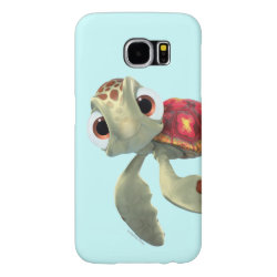 Case-Mate Barely There Samsung Galaxy S6 Case with Cute baby sea turtle Squirt of Finding Nemo design