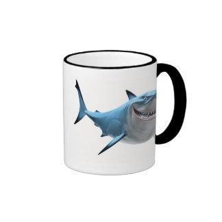 Finding Nemo's Bruce Ringer Coffee Mug