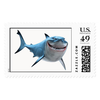 Finding Nemo's Bruce Postage