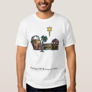 Finding our way shirt