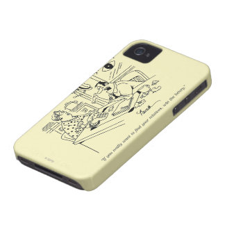 Finding Relatives Case-Mate iPhone 4 Case