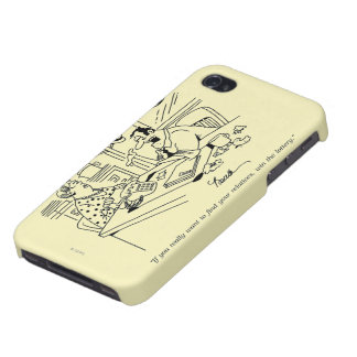 Finding Relatives iPhone 4 Case