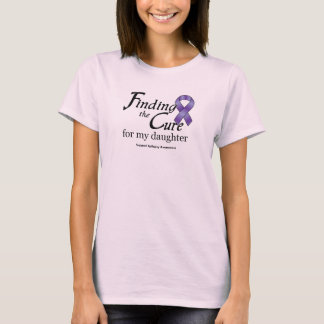 Finding the Cure...for my daughter T-Shirt