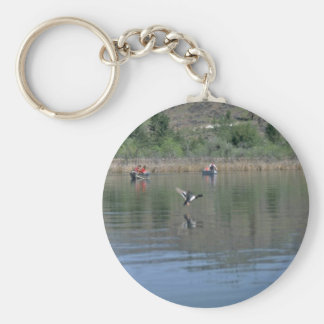 Finding The Fishes Key Chain