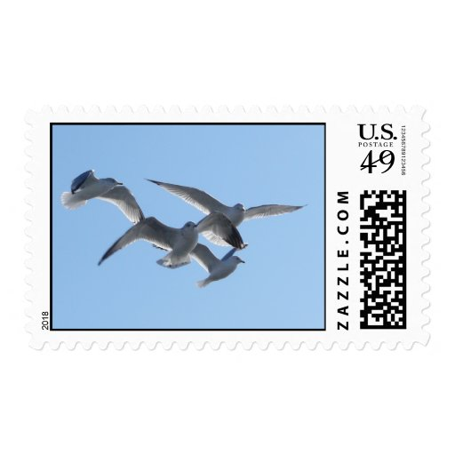 Finding Your Wings Postage