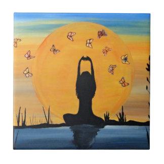 Finding your Zen Tile