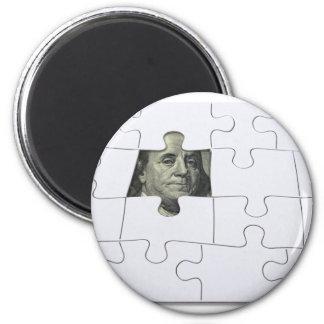 FindingMoney083010 Refrigerator Magnets