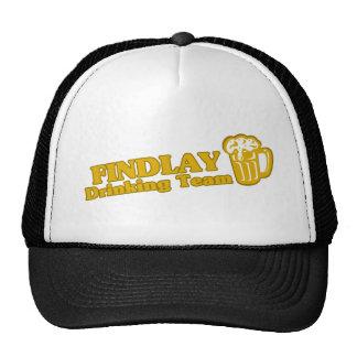 Findlay Drinking Team tee shirts Trucker Hats