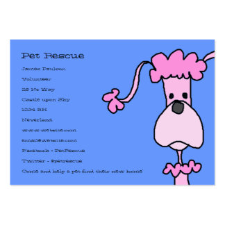 Findre Large Business Cards (Pack Of 100)
