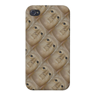 Fine Art Ancient Statue Roman Goddess Pattern iPhone 4/4S Covers