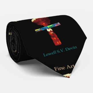 Fine Art Bible e-Book Cover Custom Necktie