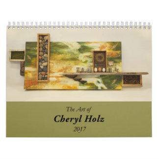 Fine Art Calendar for the art & nature lover!