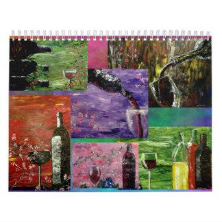 Fine Art Calender Calendar