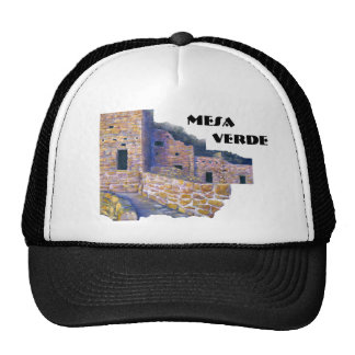 Fine Art Cap--Spruce House at Mesa Verde Trucker Hat