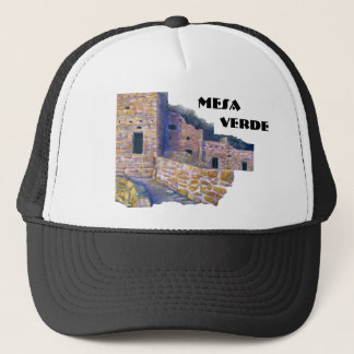 Fine Art Cap--Spruce House at Mesa Verde Trucker Hat