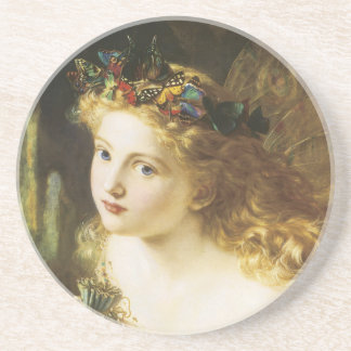 Fine Art Coaster Faerie Fairy
