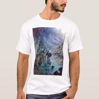 Fine Art Fairy Land Castle T-Shirt