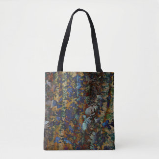 Fine Art Leaves Tote Bag