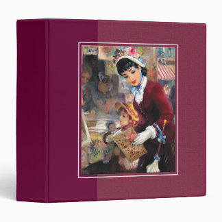 Fine Art Mother's Day Gift Binders