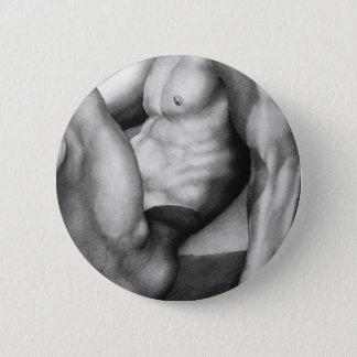 """Fine Art  Nude-male by """"RjF"""".xx. Button"""