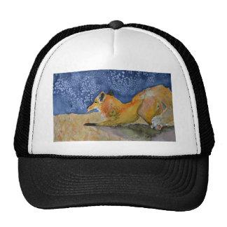 Fine Art Original Designs in Watercolor Trucker Hat