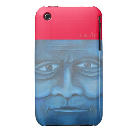 Fine art painting on your I-phone case Case-Mate iPhone 3 Case