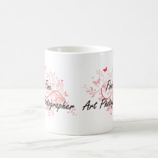 Fine Art Photographer Artistic Job Design with But Coffee Mug