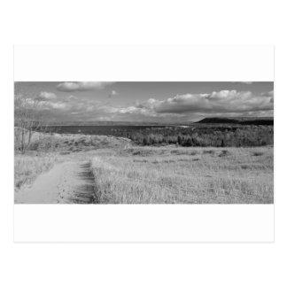 Fine Art Print Path through Sleeping Bear Dunes Postcards