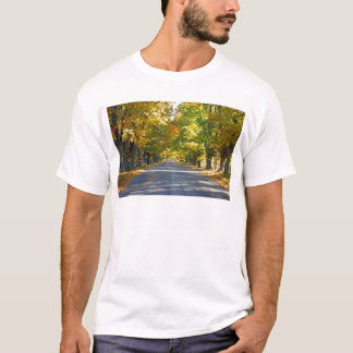 Fine Art Print Tunnel of Trees T-Shirt