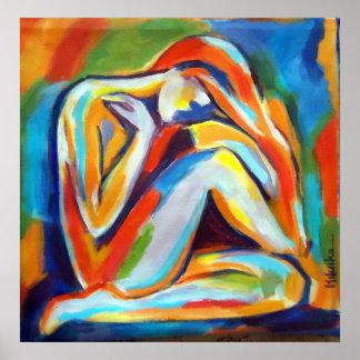 "Fine Art  Prints - ""Solitude"" Poster"