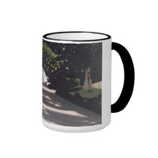 Fine art themed illustrated cup/mug/pot
