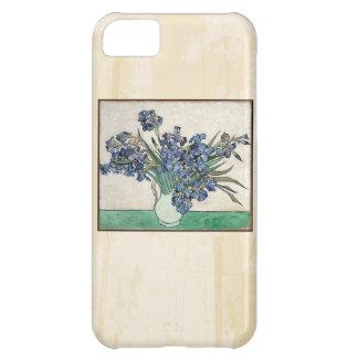 Fine Art Van Gogh Irises Case For iPhone 5C