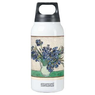 Fine Art Van Gogh Irises Insulated Water Bottle