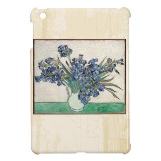 Fine Art Van Gogh Irises iPad Mini Cover