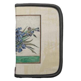 Fine Art Van Gogh Irises Organizers