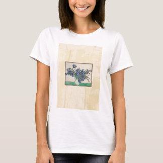 Fine Art Van Gogh Irises T-Shirt