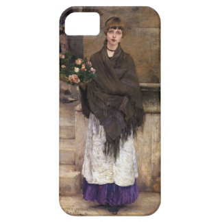 Fine Art Woman iPhone 5 Cover