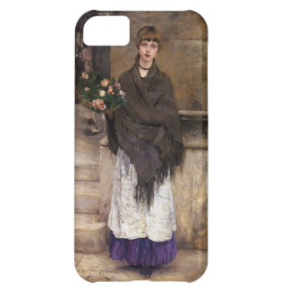 Fine Art Woman iPhone 5C Cover