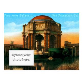 Fine Arts Palace Postcard
