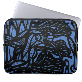 Fine Courageous Beaming Absolutely Laptop Computer Sleeve