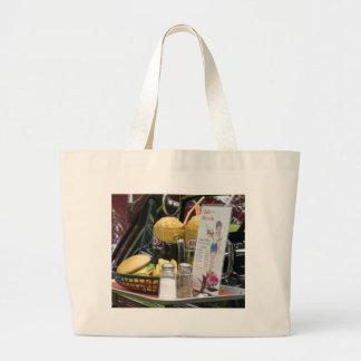 Fine Dining Jumbo Tote Bag