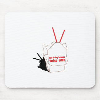 Fine Diving Includes Take Out Mouse Pad