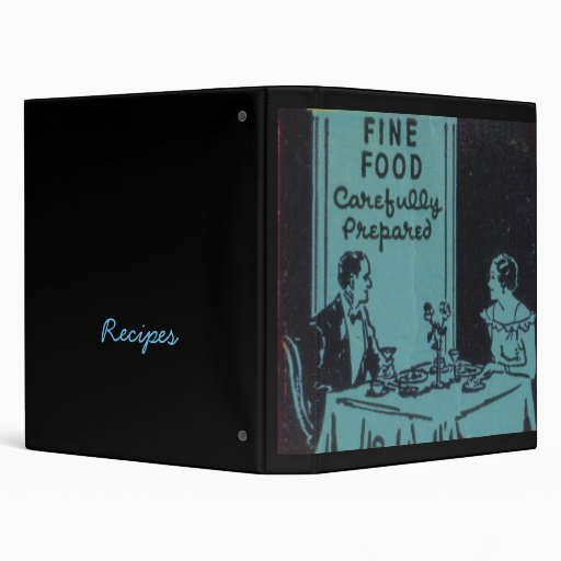 fine foods binder